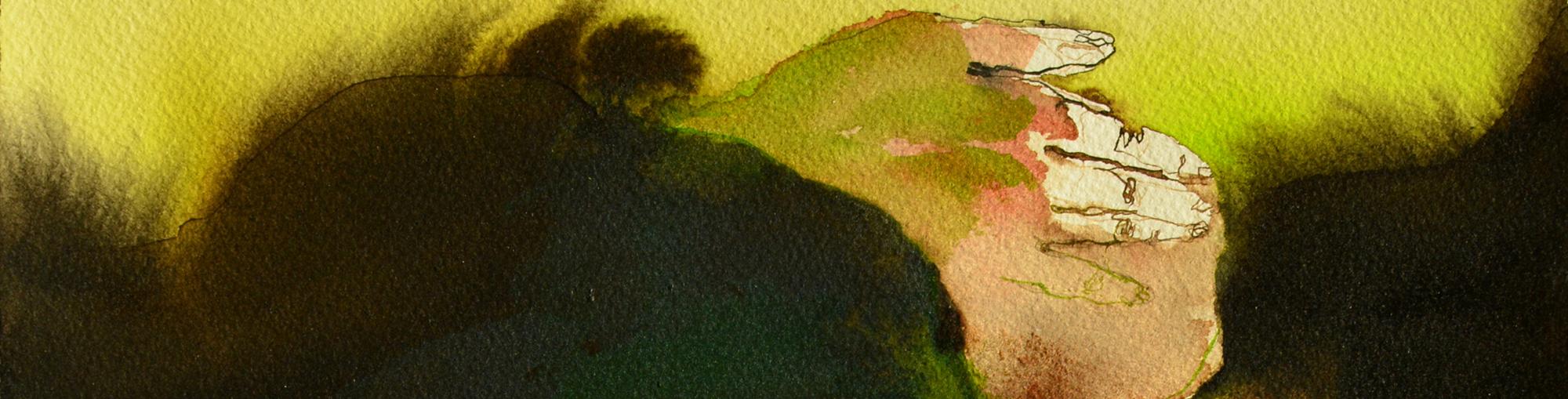 Draped landscapes